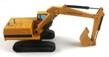 Joal Miniaturas Diecast Caterpillar Excavator No 216, c. 1970s