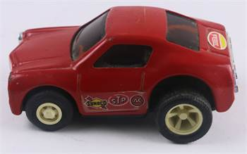Tiny-Tonka Red Datsun Sports Car, c. 1974