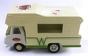 "Tonka Toys Winnebego Camper, c. 1975, 6"""