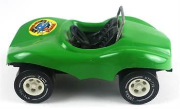 Mini Tonka Fun Buggy No. 1010 Green Dune Buggy, c. 1970